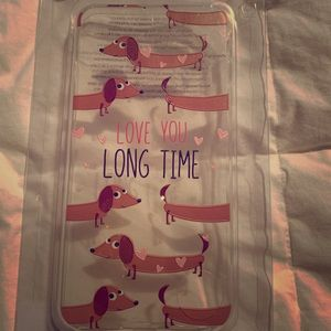 Super cute 6/7 plus phone case